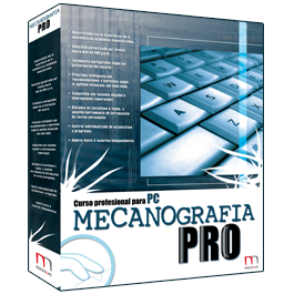 Mecanografía PRO (Caja CD)