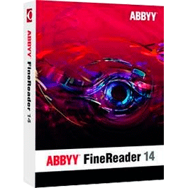 ABBYY FineReader 14 Standard (descarga)
