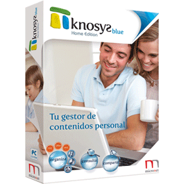Knosys Blue Home Edition